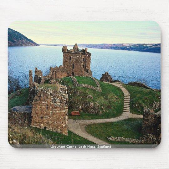 Urquhart Castle, Loch Ness, Scotland Mouse Mat