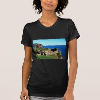 Urquhart Castle, Loch Ness, Scotland T-shirts