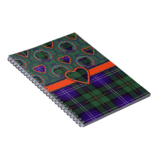 Urquhart Scottish Tartan Notebook
