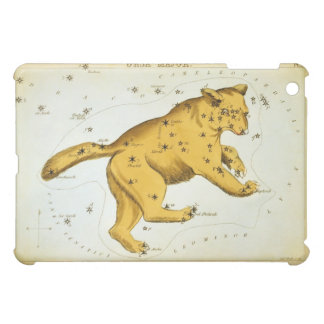 Ursa Major Astronomical Chart by Sidney Hall iPad Mini Covers