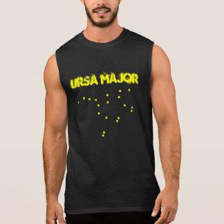 Ursa Major Costellation Sleeveless T-shirt