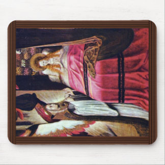 Ursula Cycle: Appearance Of The Angel By Meister D Mouse Pad