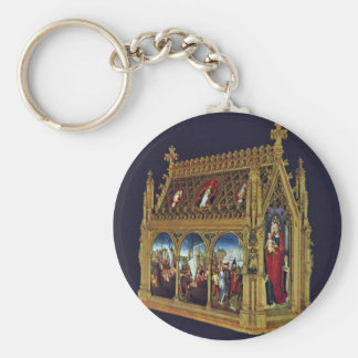 Ursula Shrine By Memling Hans Key Chains