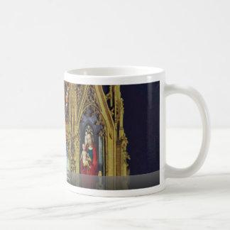 Ursula Shrine By Memling Hans Mugs
