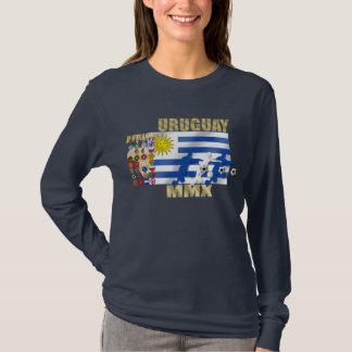Uruguay 32 qualifying countries soccer futbol gift T-Shirt