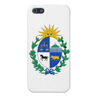 Uruguay Coat of Arms Cover For iPhone 5/5S