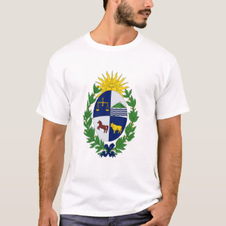 Uruguay Coat of Arms T-shirt
