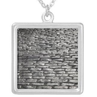 Uruguay, Colonia Department, Colonia del Silver Plated Necklace
