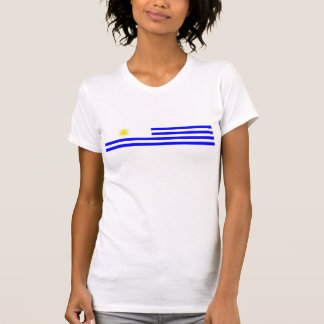 uruguay country flag nation symbol T-Shirt