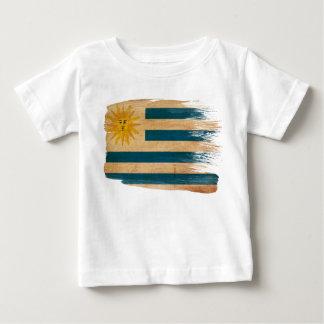 Uruguay Flag Baby T-Shirt