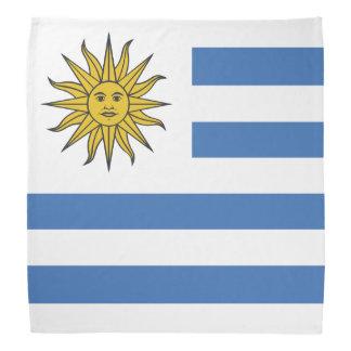 Uruguay Flag Bandana