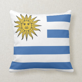 Uruguay Flag Cushion