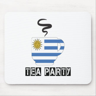 Uruguay Flag Designs Mouse Pad