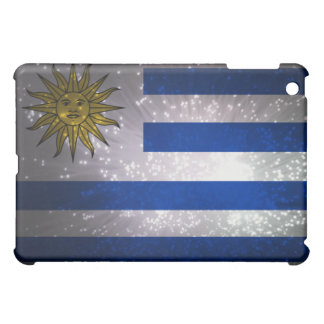 Uruguay Flag Firework Cover For The iPad Mini