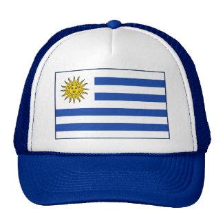 Uruguay Flag Hat