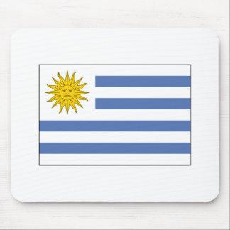 Uruguay FLAG International Mouse Pads