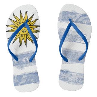 Uruguay Flip Flops
