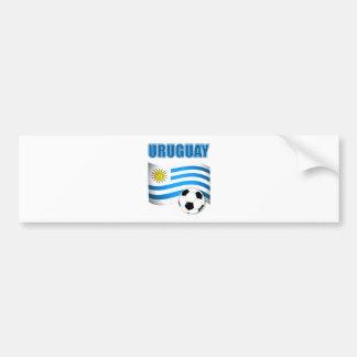 Uruguay Football T-shirts Bumper Stickers