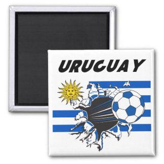Uruguay Futbol magnet
