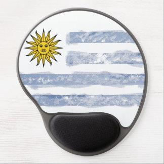 Uruguay Gel Mouse Pad