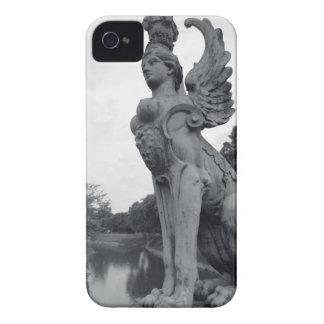 Uruguay, Montevideo, Barrio Prado, mythological iPhone 4 Case-Mate Case