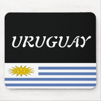 Uruguay Mouse Pad
