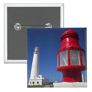 Uruguay, Rocha Department, La Paloma. Cabo Santa 2 15 Cm Square Badge
