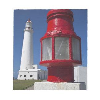 Uruguay, Rocha Department, La Paloma. Cabo Santa Notepad