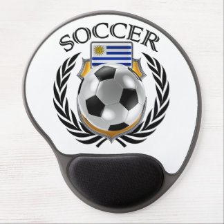 Uruguay Soccer 2016 Fan Gear Gel Mouse Pad