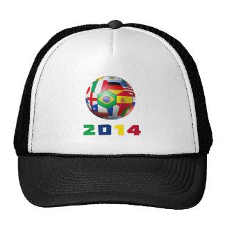 Uruguay Soccer 2703 Hats