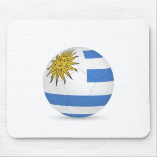 uruguay soccer ball.jpg mouse pad