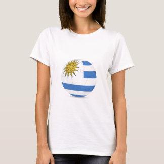 uruguay soccer ball.jpg T-Shirt