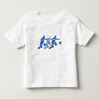 Uruguay soccer men soccer players & coaches gifts toddler T-Shirt