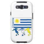 Uruguay Soccer Players Galaxy S3 Cover