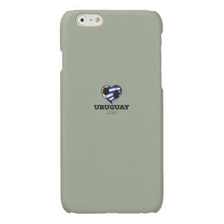 Uruguay Soccer Shirt 2016 iPhone 6 Plus Case