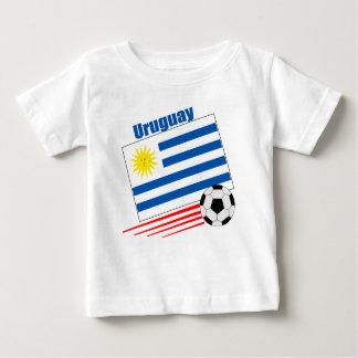 Uruguay Soccer Team Baby T-Shirt