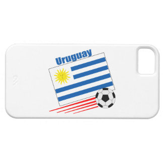 Uruguay Soccer Team iPhone 5 Cover