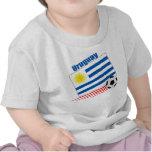 Uruguay Soccer Team Tees