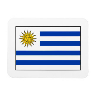 Uruguay – Uruguayan Flag Flexible Magnet