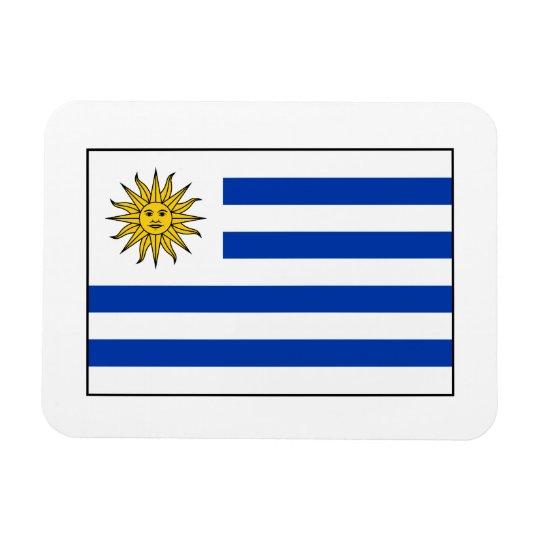 Uruguay – Uruguayan Flag Rectangular Photo Magnet
