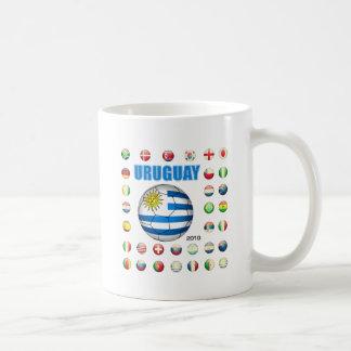Uruguay World Cup 2010 T-shirts Coffee Mug
