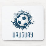 Uruguay World Mousepad