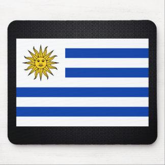 Uruguayan flag mouse pad