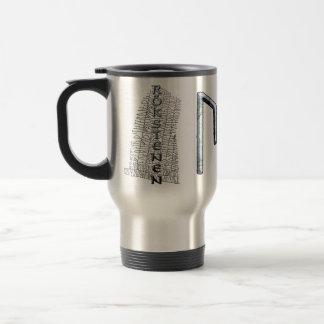 Uruz rune mug