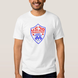 us 30 dragstrip t shirts