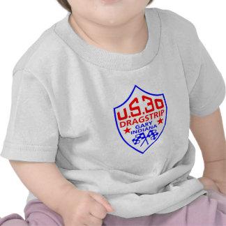 us 30 dragstrip tee shirts