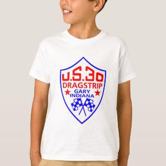 us 30 dragstrip tshirt
