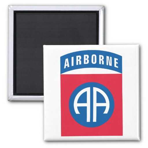 US 82nd Airborn Magnets