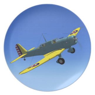 US AAC A17 Nomad Plane Plate