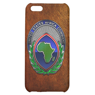 US Africa Command iPhone 5C Cover